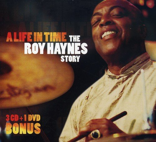 A Life in Time  The Roy Haynes Story (3CD BOX + Bonus DVD)