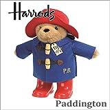 (ハロッズ)Harrods,パディントン,Paddington Bear,テディベアー ぬいぐるみ