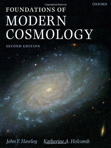 Download Foundations Of Modern Cosmology 019853096X