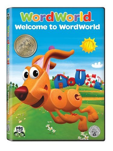 Word World: Welcome to Word World [DVD] [Import]の詳細を見る