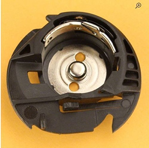 Juki HZL-K Series Replacement Bobbin Case For Juki HZL-K85 & HZL-K65 singer XL-400 FQ4 SEQS-6000 SEQS6700 XL550 #416444401 [並行輸入品]