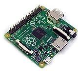 /ラズベリーパイ1モジュールA+/ラズベリーパイモデルA+がインストールされたOSでキーボード、マウス、ディスプレイ、PSUとはMicroSDカードが追加されたとき起動して実行だ小さなコンピュータボードです [並行輸入品]