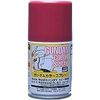 GSIクレオス ガンダムカラースプレー MSシャアレッド ガンプラ専用色 スプレー塗料 SG11