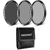 NEEWER 37MM減光(ND)フィルターセット (ND2 ND4 ND8)+クリーニングクロス Olympus PEN E-PL2 E-PL3 E-PL5 E-PL6 OM-D E-M10コンパクトカメラw//14-42mm f/3.5-5.6 IIズームレンズに対応 【並行輸入品】