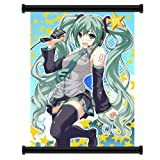 Vocaloid Anime Fabric Wall Scroll Poster (16x21) Inches