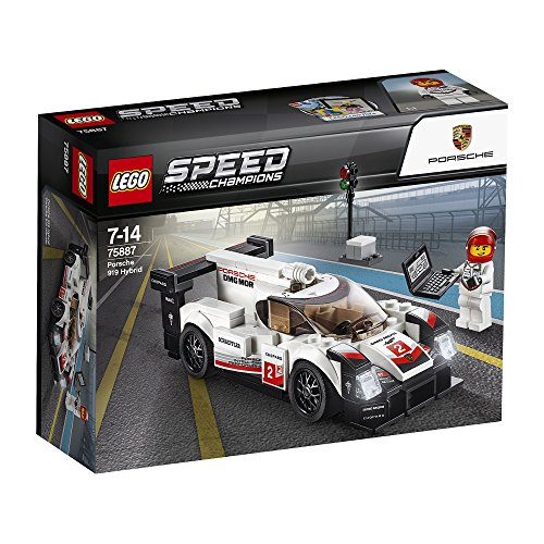 レゴ(LEGO) スピードチャンピオン ポルシェ 919 ハイブリッド 75887