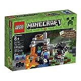 輸入レゴ マインクラフト ザ・ケイブ 洞窟(LEGO Minecraft The Cave 21113 ) [並行輸入品]
