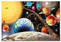 Melissa & Doug Solar System Floor Puzzle (48 pcs, 2 x 3 feet) [並行輸入品]