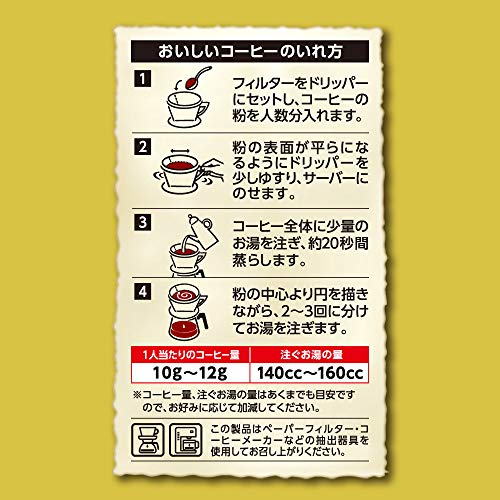 ゴールドスペシャル モカブレンド SAP 430g
