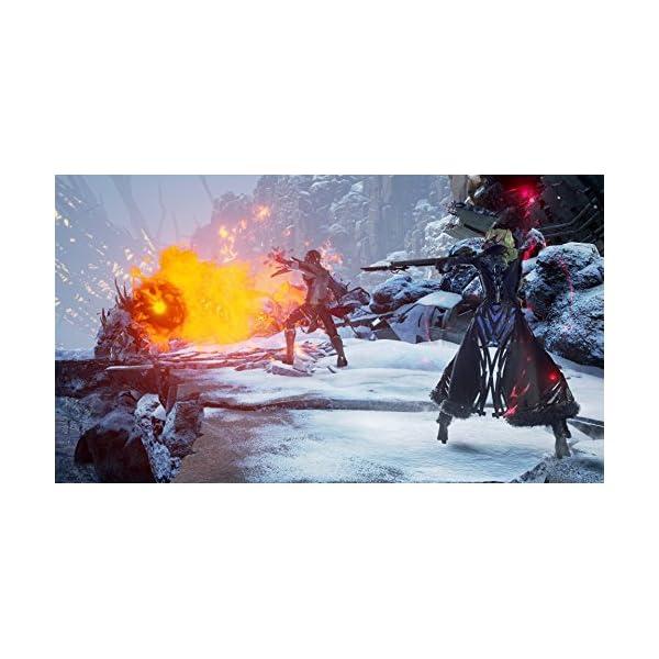 【2019年発売予定】【PS4】CODE VE...の紹介画像7