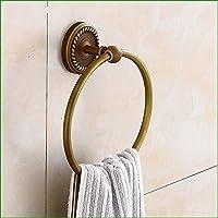 ビンテージ真鍮壁取り付け式バスルーム。 9356215593365