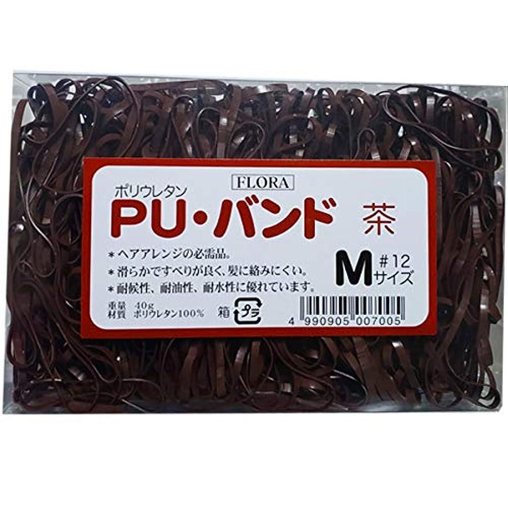 ローレル フローラ PU バンド 内容量40g #12 (茶)