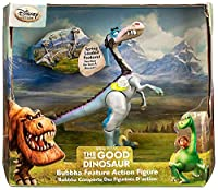 Disney The Good Dinosaur Bubbha Exclusive Action Figure [並行輸入品]