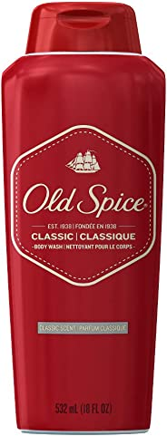 Old Spice Classic Body Wash, 532ml