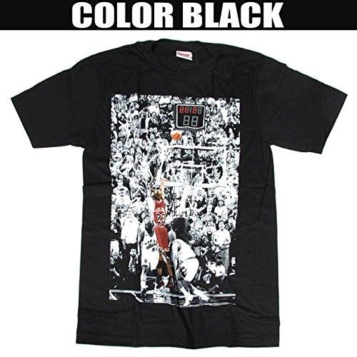 海外製品 Michael Jordan マイケル・ジョーダン プリント 半袖 tシャツ M [T469]