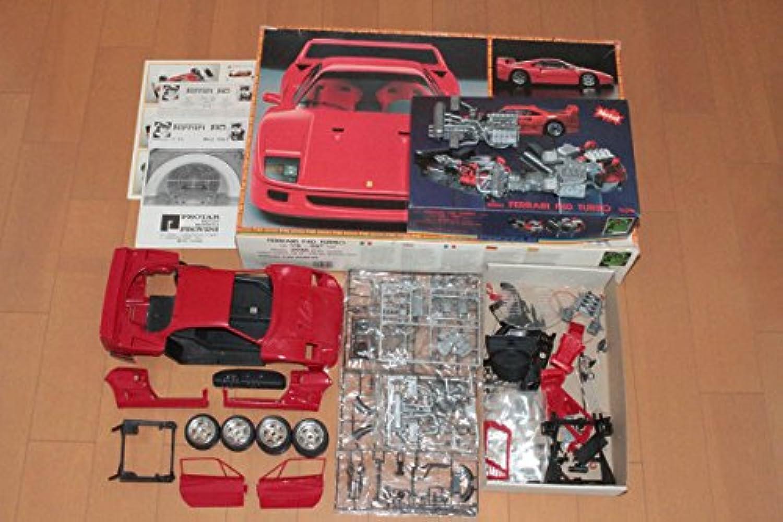 PROTAR by 1/12 Ferrari F40 TURBO 半完成品キット