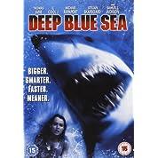 Deep Blue Sea [DVD] [Import]