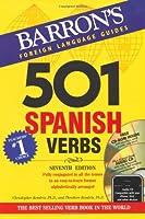 Barron's 501 Spanish Verbs (501 Verb Series)