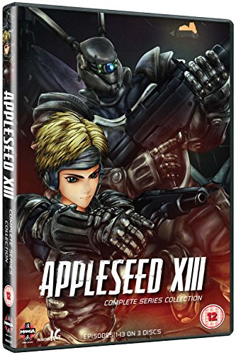 Appleseed XIII [DVD] [Import]
