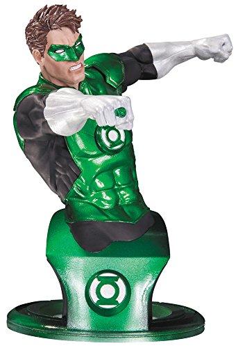 スーパーヒーローズ DCコミックス グリーンランタン(ハル・ジョーダン版) 高さ約15センチ レジン製 塗装済みミニバスト