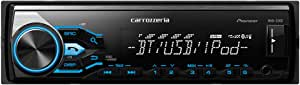 カロッツェリア(パイオニア) カーオーディオ 1Dメインユニット USB/Bluetooth MVH-5200