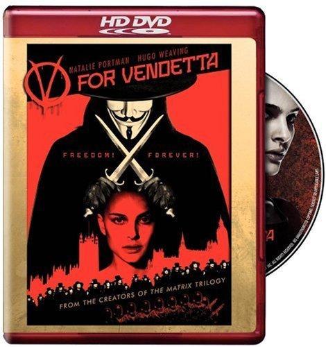 V for Vendetta [HD DVD] by Natalie Portman