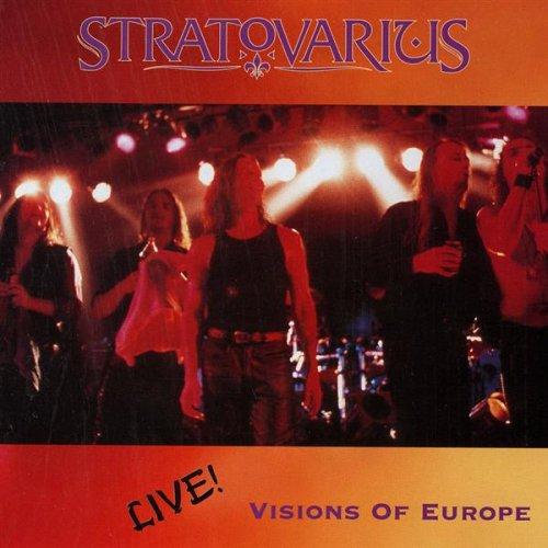 [画像:Visions of Europe: Live]