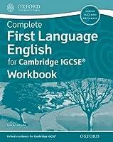 Complete First Language English for Cambridge IGCSERG Workbook (CIE IGCSE Complete Series)【洋書】 [並行輸入品]