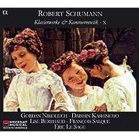 Vol. 10-Schumann: L Oeuvre Pour Piano