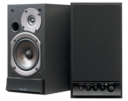 ONKYO GX-D90 アンプ内蔵スピーカー WAVIO/ハイレゾ対応 ブラック GX-D90(B) 【国内正規品】