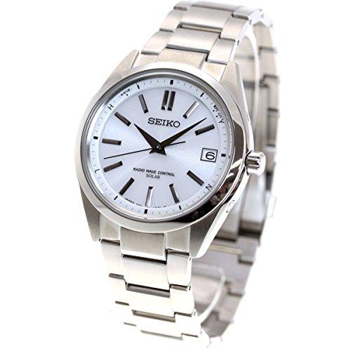 [ブライツ]BRIGHTZ 腕時計 ソーラー電波修正 サファイアガラス 10気圧防水 SAGZ079 メンズ