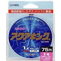ゴーセン(GOSEN) アクアキング GP 75m 6号 GS280N60