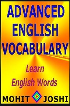 Advanced English Vocabulary by [Joshi, Mohit]