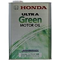 Honda(ホンダ) エンジンオイル ウルトラ GREEN 4L 08216-99974 [HTRC3]