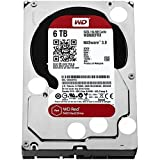 WD HDD 内蔵ハードディスク 3.5インチ 6TB WD Red NAS用 WD60EFRX 5400rpm 3年保証