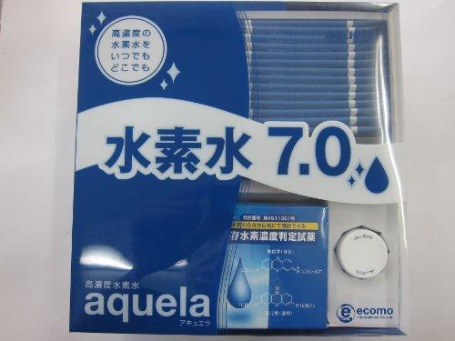 アキュエラ 水素水7.0ppm スターターセット...