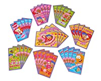 American Greetings Bubble Guppies Valentine 's Day Exchangeカード、32カウント( 013286024547)