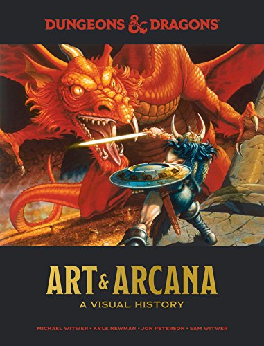 Dungeons and Dragons Art and Arcana: A Visual History (English Edition)