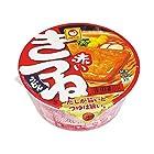 東洋水産 マルちゃん 赤いきつねうどん 96g×12 ケース カップうどん