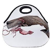 Mkoieko ランチバッグ 手提げバッグ お弁当バッグ 可愛い 通勤 通学 軽量 ファション wcbxxlcb1318