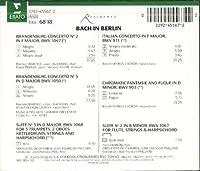 In Berlin / Brandenburg Concerti 2 & 5