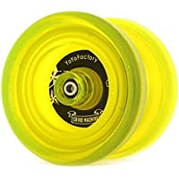 Grind Machine Yoyo by YoYoFactory Color Edge Glow with Edge Glo Ring [並行輸入品]