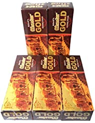 マスターゴールド香スティック 5BOX(30箱)/ADARSH AROMATICS  MASTER GOLD/ インド香 / 送料無料 [並行輸入品]