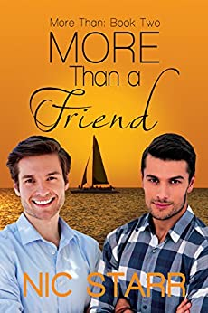 More Than a Friend by [Starr, Nic]