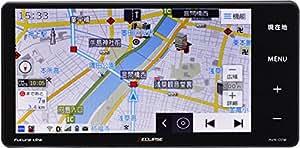 デンソーテン販売 イクリプス(ECLIPSE) カーナビ AVN-D7W ドライブレコーダー内蔵 地図無料更新 地デジ(ワンセグ/フルセグ)/VICS WIDE/SD/CD/DVD/USB/Bluetooth/Wi-Fi 7型ワイド