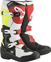 Alpinestars Tech 3モトクロスオフロードブーツ2018バージョンメンズサイズ 5 2013018-1053-5.