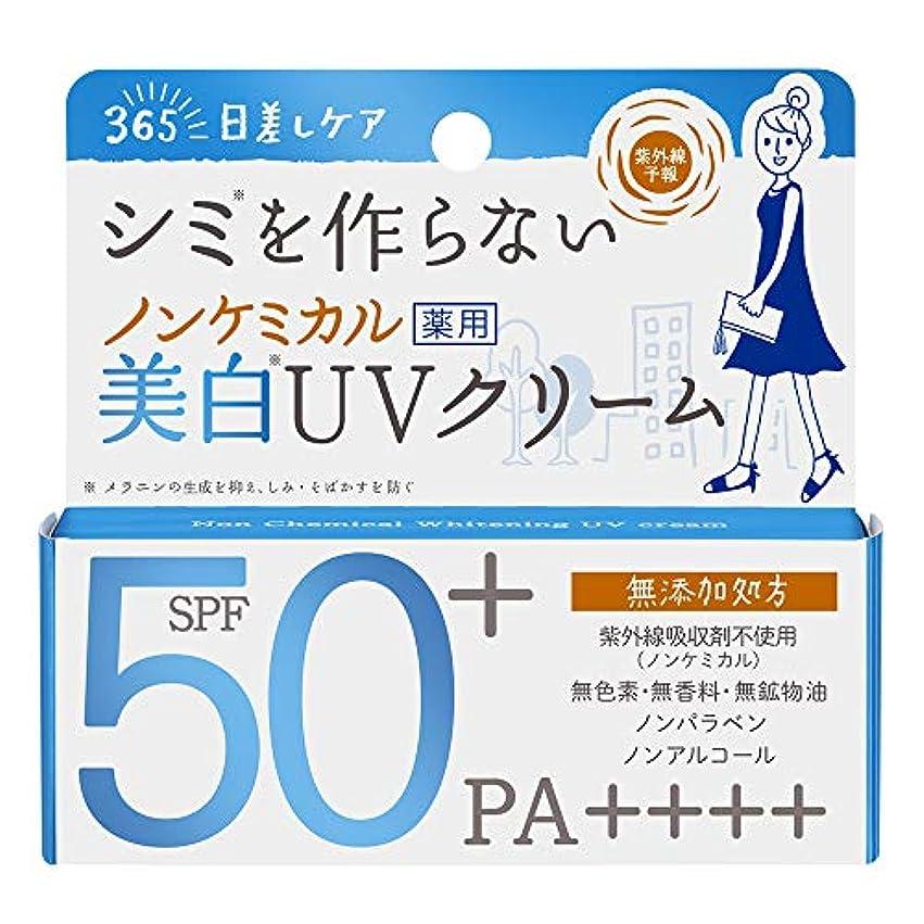 バッグ締めるギャンブル紫外線予報 ノンケミカル薬用美白UVクリーム 40g