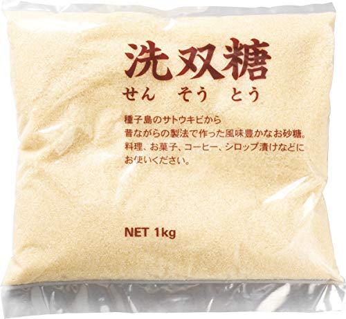 ビオマーケット ビオマルシェ 洗双糖 1kg