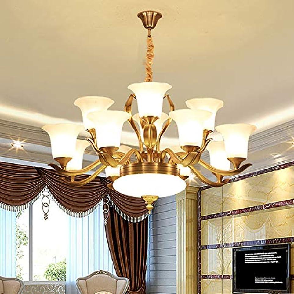 雇う当社当社QY 光 住んでいるヨーロッパのシャンデリア近代的なミニマリストのレストランライトルームには豪華な雰囲気のレトロなオリジナルの亜鉛合金の寝室のランプ8を点灯します