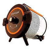テドンF&D ドラムクック drumcook 自動調理器 DR-750N-W (限定カラー:ホワイト&オレンジ)